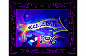 Accelerate- Salvador Live Paint Show Gallery